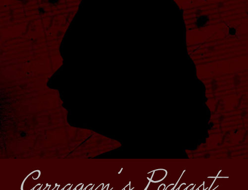 Carragan's Podcast – Episode 01