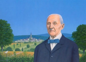 David Cheepen - Anton Bruckner, at the Age of Seventy, Fondly Remembering his Symphony No 2 in C Minor