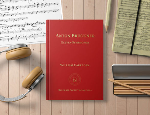 Anton Bruckner, Eleven Symphonies (The Bruckner Red Book)
